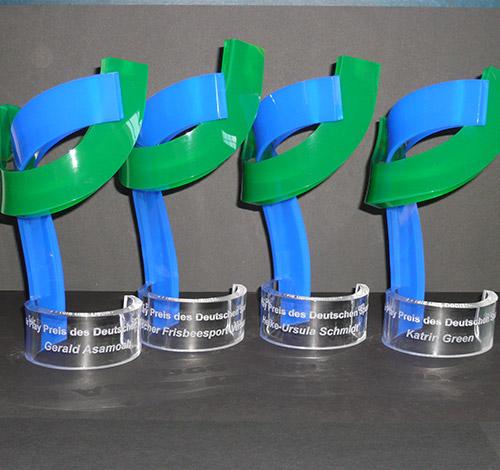 Fair Play Preis 2011 Bundesinnenministerium und Deutscher Olympischer Sportbund