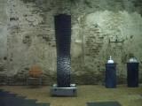 Wasserobjekt - Ausstellung Klosterruine Marienthal