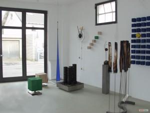 Innenansicht Atelier